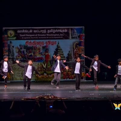 8 12 Years Bollywood Dance 17