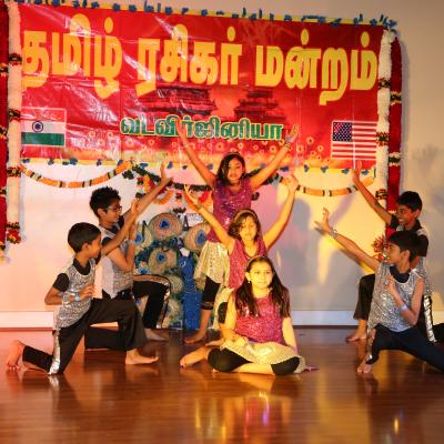 8 12 Years Bollywood Dance 7